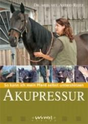 Acupressure - a safe way to give your horse therapeutic support, DVD/PAL